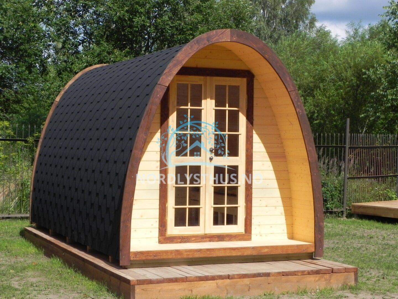 Igloo hytte 2,4×4,819