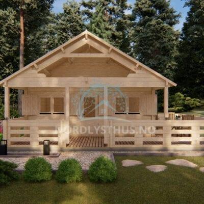 hytte byggesett Bygdin